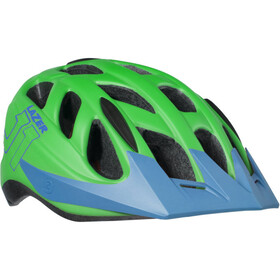 Lazer J1 Helmet Juniors matte green-blue